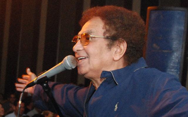 Cantor faleceu em 2013, em decorrência de um câncer de pulmão. Foto: Cecilia de Sá Pereira/Esp. DP