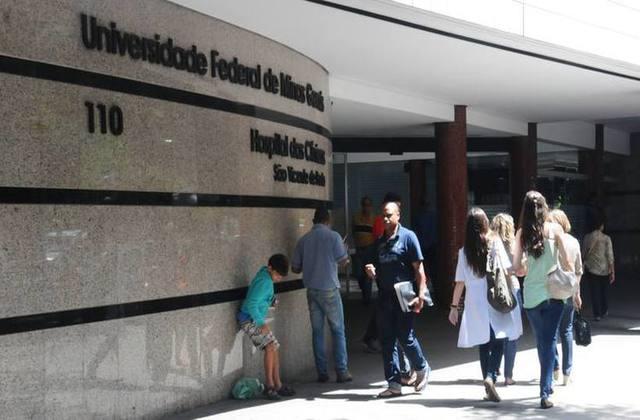 O hospital constituiu o primeiro centro de transplante fecal do Brasil. Foto: Euler Junior/EM/D.A Press