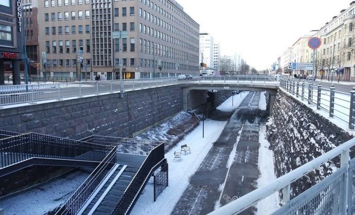 Helsinki é a capital da Finlândia. Foto: Reprodução/pixabay