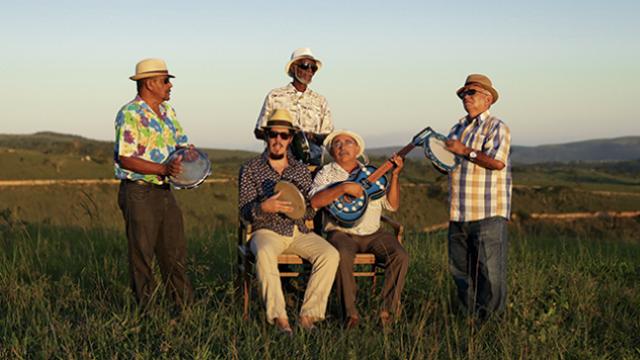 Filme reune cinco mestres da arte do improviso. Foto: A Matinada/Divulgação