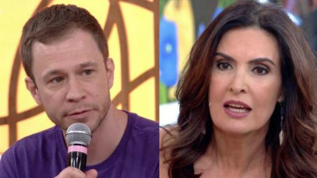 Apresentadora atualmente namora com o pernambucano Túlio Gadêlha. Foto: Globo/Reprodução