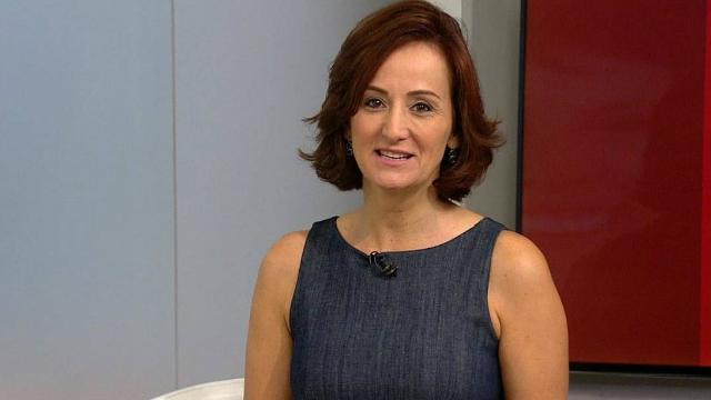 Jornalista fazia participações em dois programas da emissora. Foto: GloboNews/Reprodução