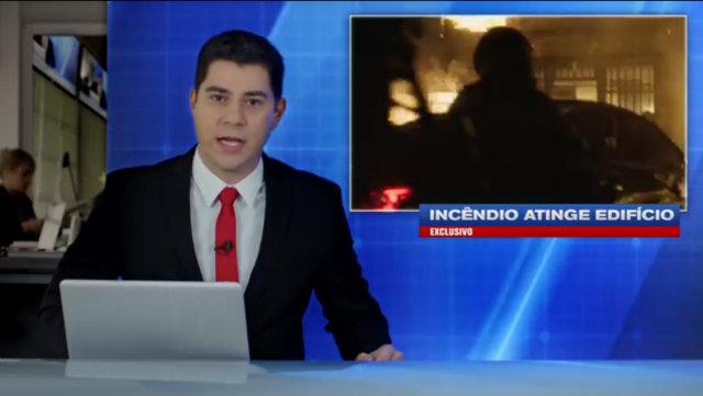 Apresentador encerrou em outubro contrato com a Globo e está morando em Londres. Foto: Facebook/Reprodução