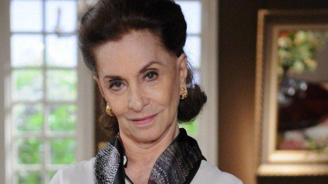 Atriz morreu aos 80 anos. Foto: Globo/Reprodução