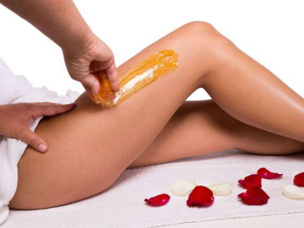 Opte por ceras para peles sensíveis. Foto: Pinterest/Reprodução