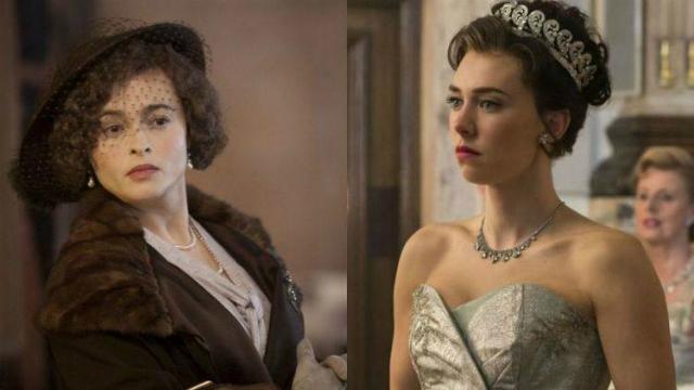Helena Bonham-Carter substituirá Vanessa Kirby em nova temporada de The Crown. Foto: Paris Filmes e Netflix/Reprodução