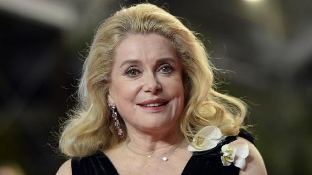 """A atriz mostra preocupação com """"o perigo das limpezas nas artes"""". Foto: AFP/Reprodução"""