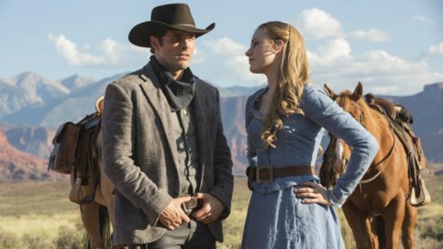 O vídeo confirma a presença de alguns personagens como Dolores, Teddy e Man in Black. Foto: HBO/Divulgação