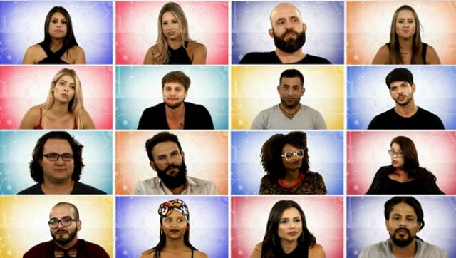 A lista dos integrantes da casa mais vigiada do Brasil saiu nesta quinta-feira (18). Foto: Globo/Reprodução