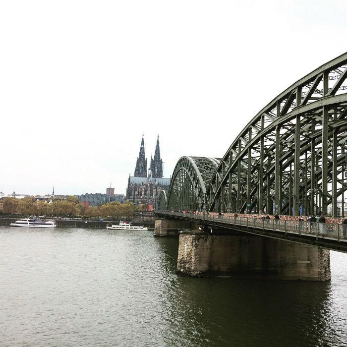 A Catedral de Colônia é um ponto imperdível da cidade. Foto: Sávio Gabriel/DP.