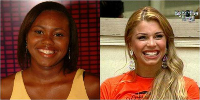 Ex-sister participou do programa em 2005. Foto: TV Globo/Reprodução
