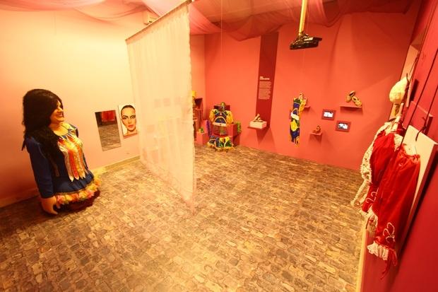 Acervo tem cerca de 40 peças de diferentes épocas. Foto: Peu Ricardo/DP