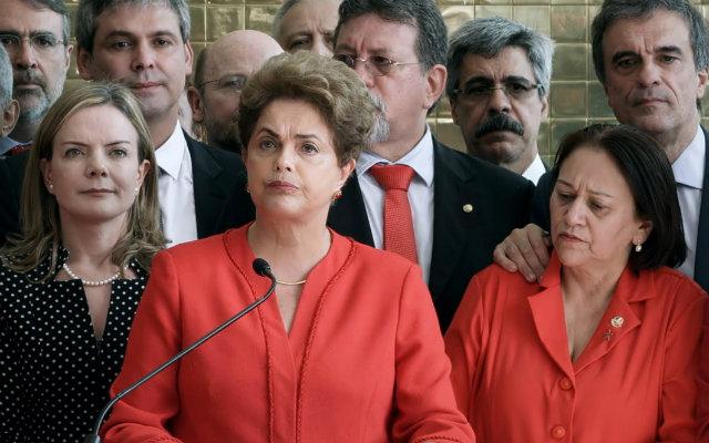 Impedimento da ex-presidente foi oficializado no dia 31 de agosto de 2016. Foto: NoFoco Filmes/Divulgação
