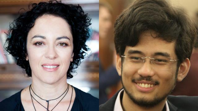 A diferença ideológica fez a filósofa abandonar uma entrevista na Rádio Guaíba, em Porto Alegre. Foto: Facebook/Reprodução