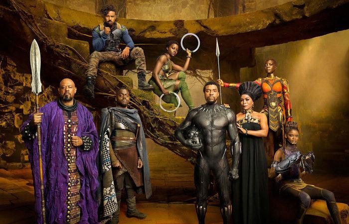 Estética afrofuturista é um elementos que mais se destacam no filme. Foto: Marvel Studios/Divulgação