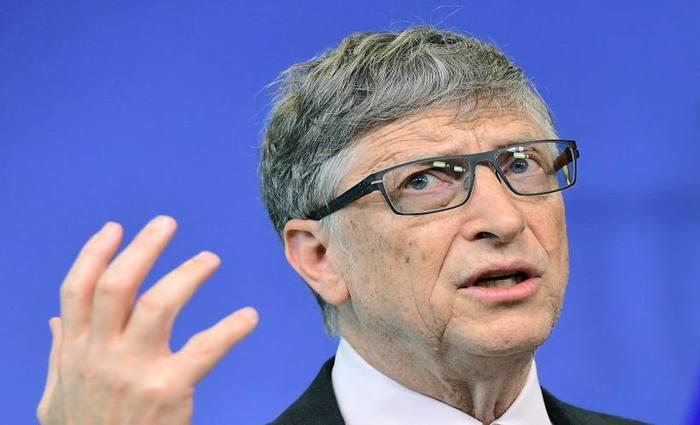 O cofundador da Microsoft, é segundo homem mais rico do mundo. Foto: Emmanuel Dunand/AFP Photo