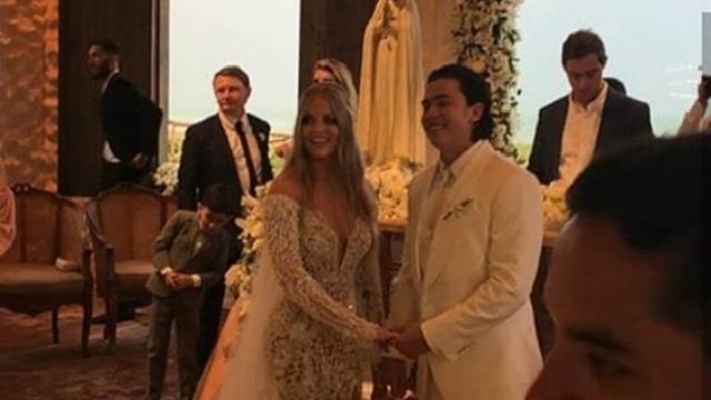 São Miguel dos Milagres foi o município escolhido para a cerimônia de casamento. Foto: Instagram/Reprodução