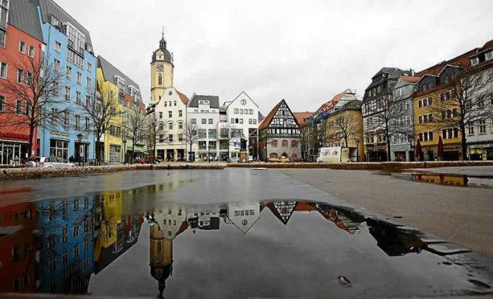 A pesquisa foi feita em Jena, uma cidade da Alemanha, com dados colhidos ao longo de sete anos: impacto maior nas primeiras 24 horas de contato com o ar sujo. Foto: Tobias Schwarz/AFP (Foto: Tobias Schwarz/AFP)