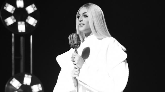 Recentemente, drag queen lançou clipe de Indestrutível. Foto: YouTube/Reprodução