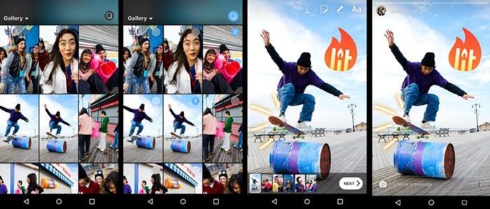 Até o momento, as novidades estão disponíveis apenas para celulares com o sistema operacional, Android. Foto: Divulgação