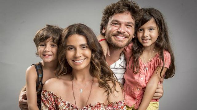 A críticas começaram pela falta de atores negros entre os escalados para os personagens. Foto: João Cotta/Globo