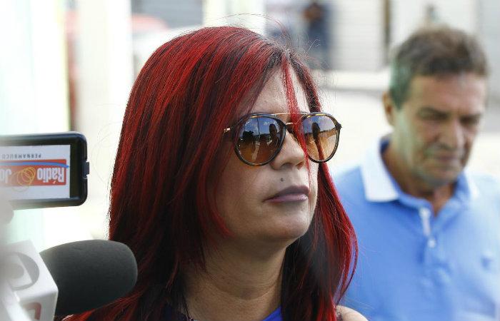 A delegada Gleide Ângelo, que investigou o caso e vai prestar depoimento durante o júri. Foto: Marlon Diego/Esp DP