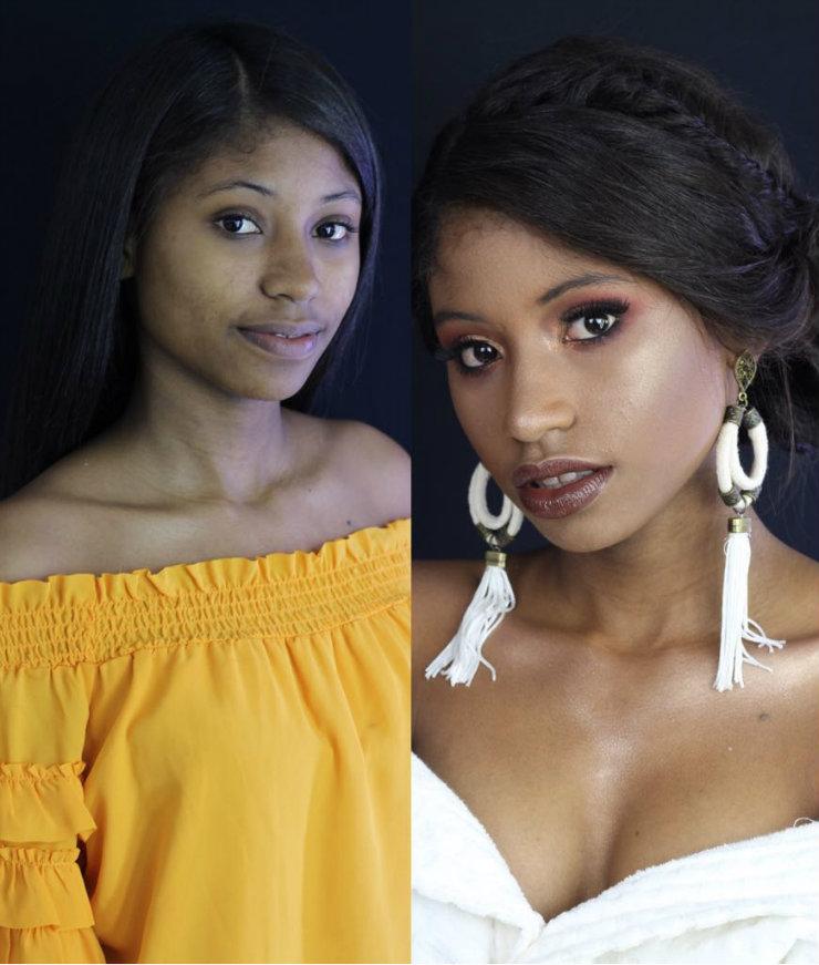O empoderamento feminino inspira o processo do Como eu me vejo. Fotos: Beauty Bar/Divulgação
