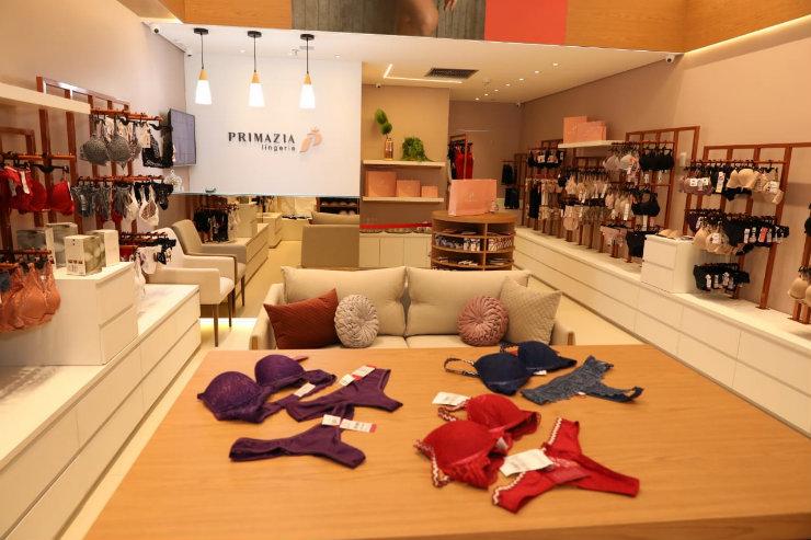 A loja foi inaugurada neste mês em Olinda, no Shopping Patteo. Foto: André Maia/Divulgação
