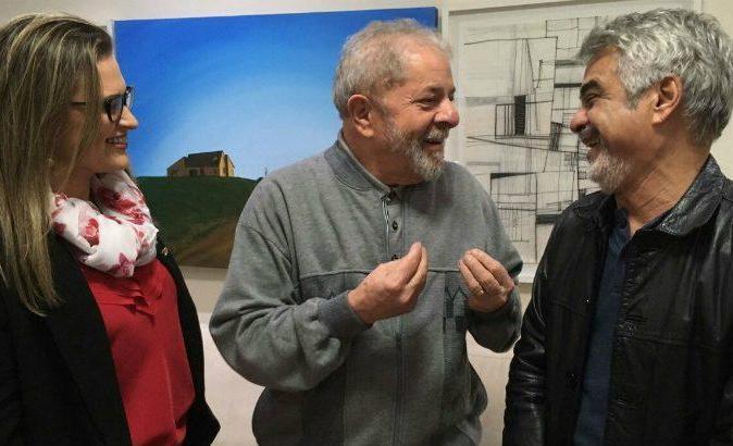 Humberto Costa foi um dos articuladores da entrada de Marília Arraes no PT, mas hoje defende a aliança com Paulo Câmara. Crédito de Ricardo Stukert/PT