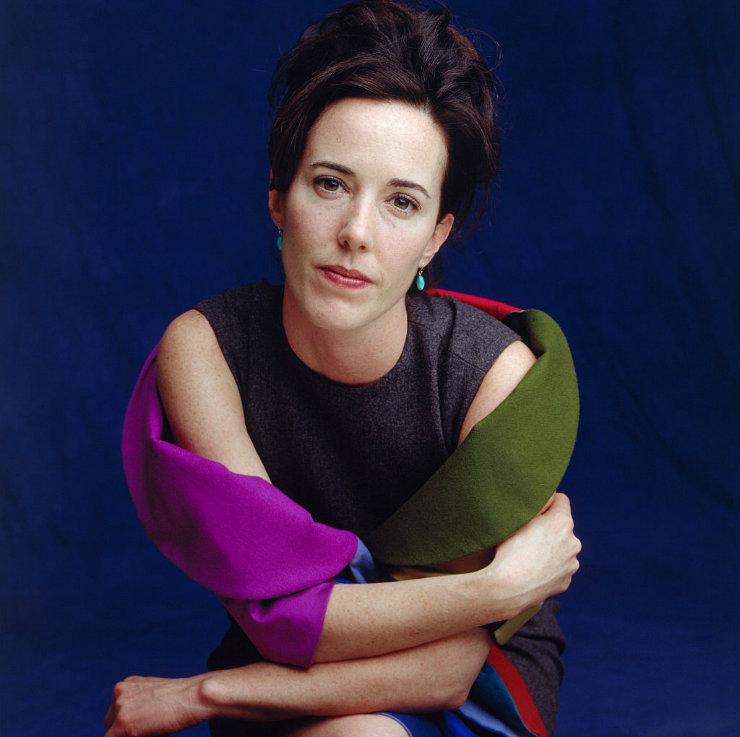 Kate ganhou fama com marca homônima criada nos anos 1990, que pregava lifestyle divertido e urbano. Foto: Getty Images/Divulgação