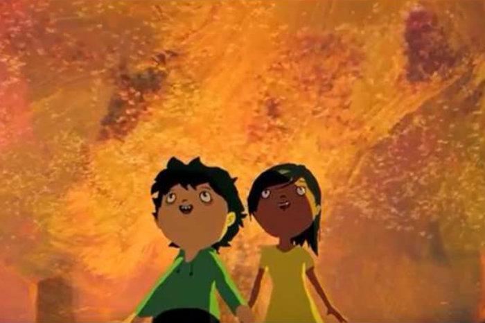 A animação brasileira 'Tito e os pássaros' participará da mostra competitiva (foto: Reprodução/YouTube)