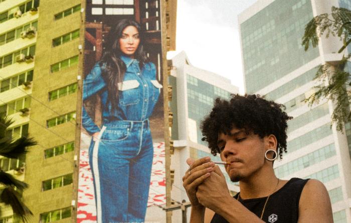 NexoAnexo vai lançar faixa com a rapper britânica Vanity Vercetti. Foto: Hoodcave/Divulgação
