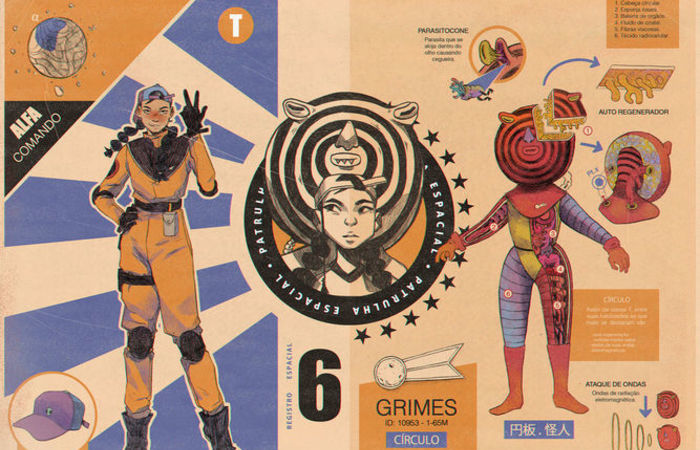 Livro terá 96 páginas, sendo dez de quadrinhos. Foto: Sapo Lendário/Divulgação