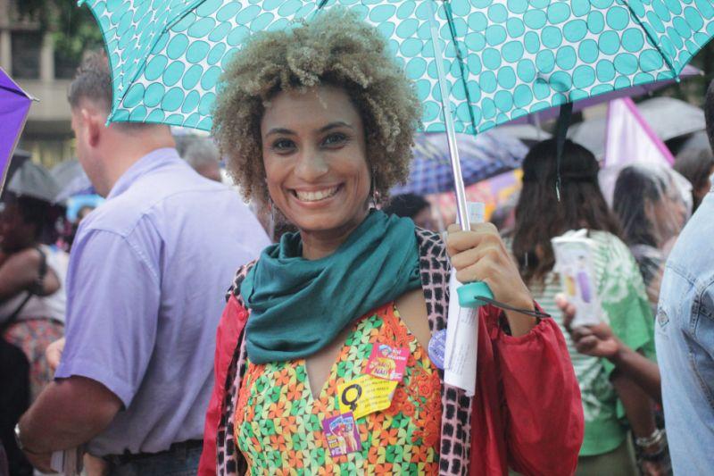 Marielle era defensora dos direitos humanos, com foco principalmente em mulheres e populações faveladas. Foto: Facebook/Reprodução
