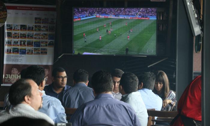 Legislação não trata especificamente sobre o Mundial, ficando a cargo da empresa as regras a serem adotadas. Foto: Gabriel Melo/Esp. DP