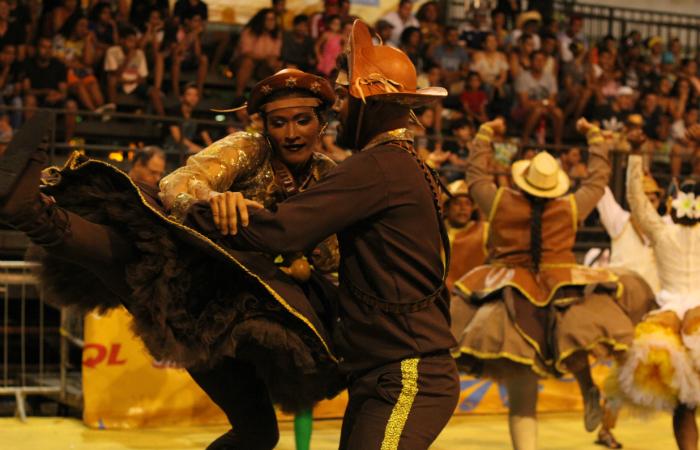 Cangaceiros da Quadrilha Brigões de Suape. Foto: Samuel Calado/Esp.DP