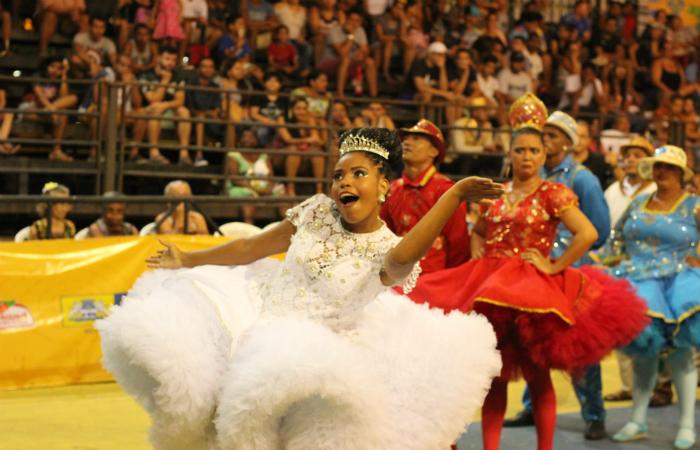 Noiva da Quadrilha Brigões de Suape. Foto: Samuel Calado/Esp.DP