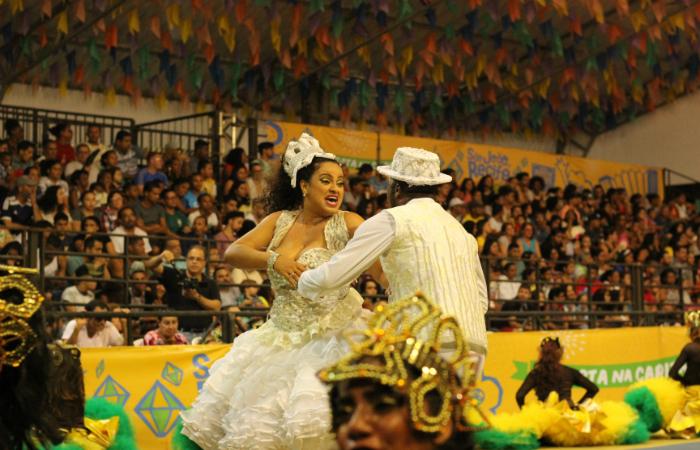 Noivos da Junina Matutada, de Jaboatão dos Guararapes. Foto: Samuel Calado/Esp.DP