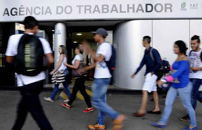 Dados do Caged ficaram abaixo da expectativa do mercado. Copa do Mundo pode prejudicar números de junho. Foto: Carlos Moura/CB/D.A Press