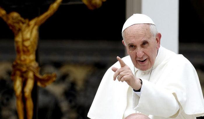Pontífice destacou que pelos caminhos do mundo reina uma profunda indiferença. Foto: Reprodução/ AFP