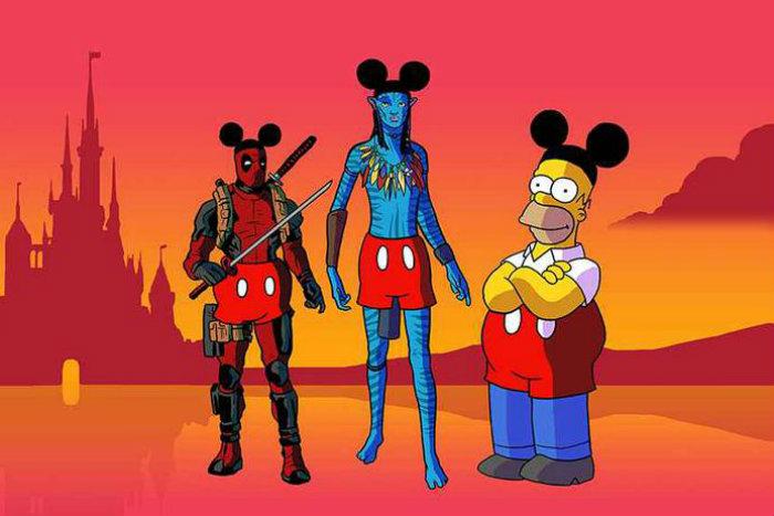 Oferta inicial da Disney pela Fox era de US$ 52,4 bilhões (foto: Rob Dobi/Variety)