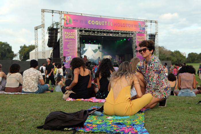 O No Ar é o primeiro festival latino-americano envolvido no Keychange. Foto: Beto Figueirôa/Divulgação