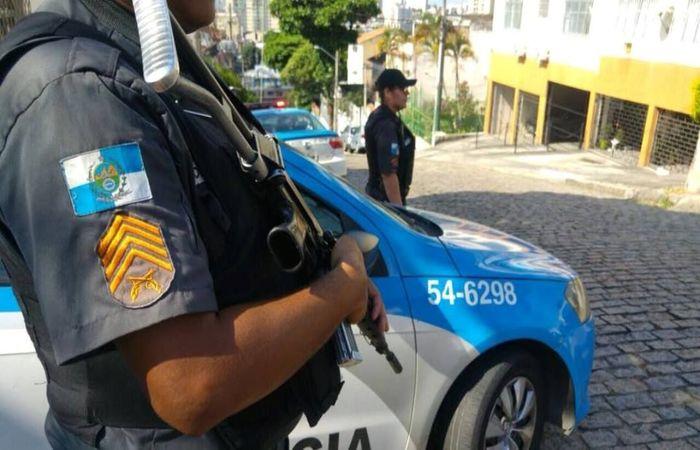Além de Policiais Federais e Civis, Policiais Militares vêm sendo mortos no Rio de Janeiro. Foto: Reprodução/Facebook Polícia Militar do Estado do Rio de Janeiro