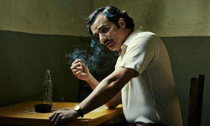 A primeira temporada de Narcos, estrelada por Wagner Moura, conta a história dos carteis de droga da Colômbia. Foto: Netflix/Divulgação