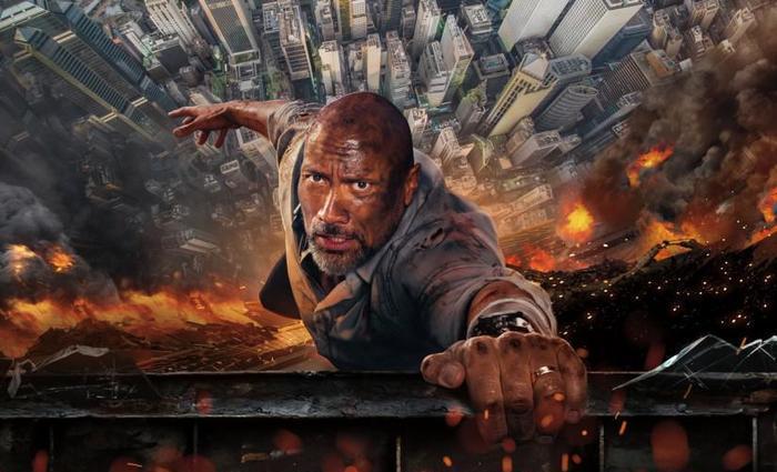 Personagem de Johnson é o ex-líder de uma divisão do FBI dedicada ao resgate de reféns. Foto: Universal Pictures/Divulgação
