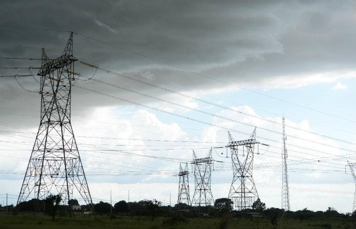 Linhas de transmissão de energia do sistema elétrico nacional. Foto: Fábio Rodrigues Pozzebom/Arquivo/Agência Brasil