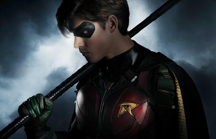 A adaptação das aventuras dos jovens herois tem previsão de estreia para este ano. Foto: DC Universe/Divulgação