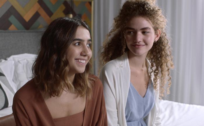 O longa apresentará canções inéditas do duo, interpretadas tanto por Ana como Vitória, como também por outros personagens. Foto: Vitrine Filmes/Divulgação