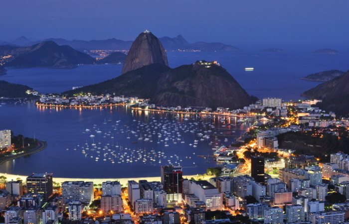 A ação contou com o apoio da Marinha do Brasil. Foto: reprodução/Internet