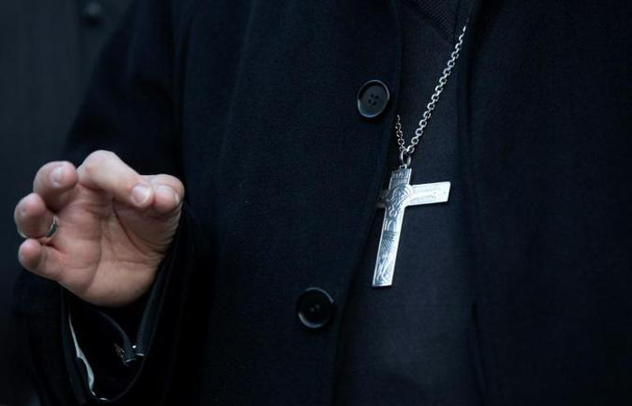 O papa Francisco aceitou a renúncia de cinco bispos chilenos. Foto: Cláudio Reys/AFP